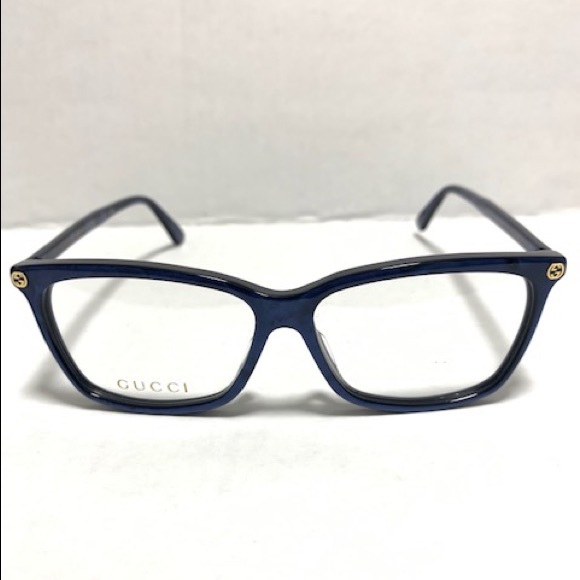 Gucci GG0042OA 004 Eyeglasses New Authentic